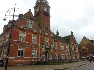 Swindon Town Hall