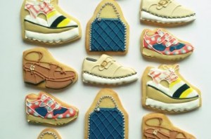 Juliet Stallwood Trainers & Handbag Cookies