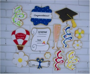 Sweet Creations 21 Teacher Cookies