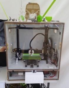 3D Printer for SED Developments