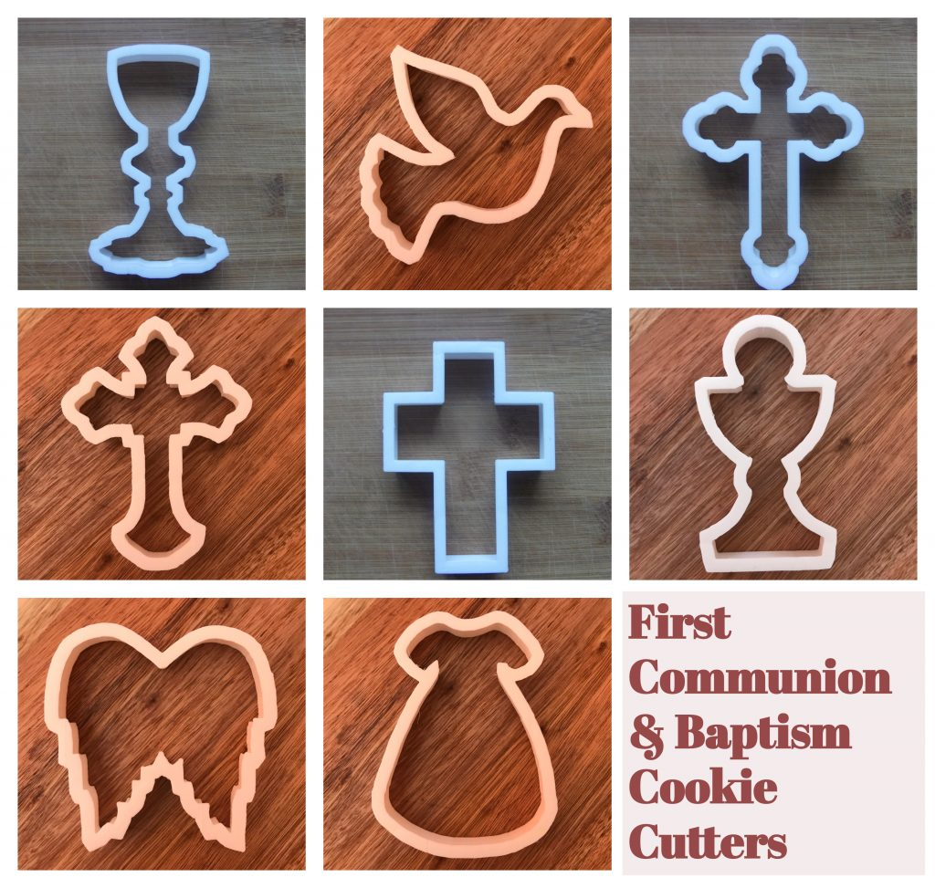 First Communion Cookie Cutters